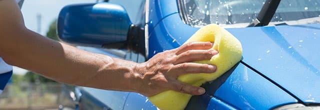 車の買取り前には洗車しておいたほうがよい?査定額アップのためにできるコト