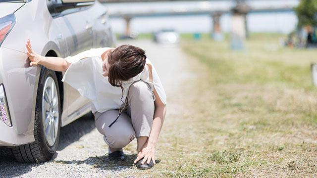 車の傷は修理するべき?