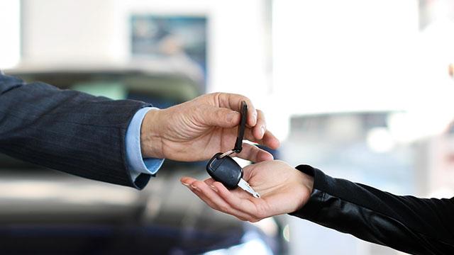 車買取業者の利用の流れ