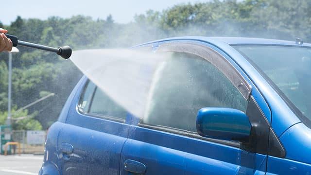 洗車は車買取りの査定に影響するのか
