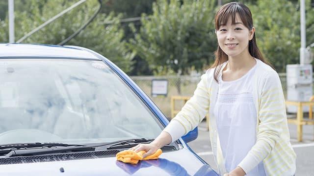 査定のために洗車をするメリットとデメリット