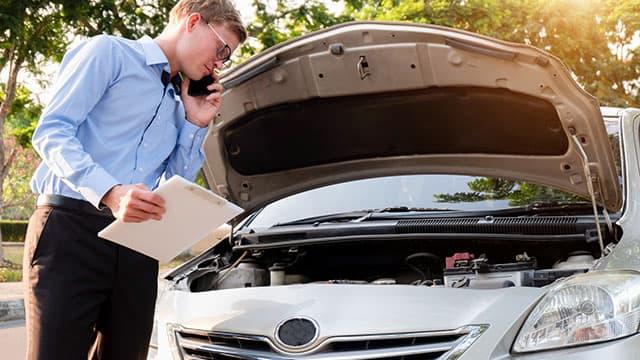 バッテリー上がりの車を売却するための手段