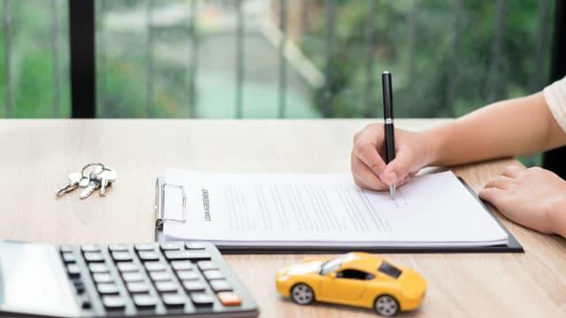 ローンが残っている車を売るときの流れと必要書類