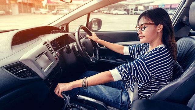 先進安全装備がある車は高く売れる!