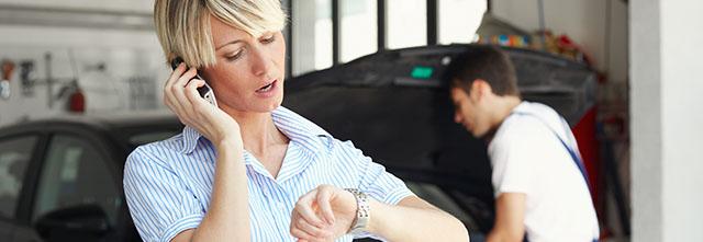 車の査定にかかる時間は何分ぐらい?査定のタイムスケジュール